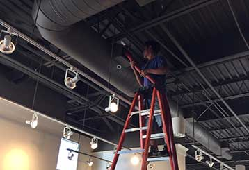 Are The Air Ducts At Your Company Dirty? | Air Duct Cleaning Pasadena, TX