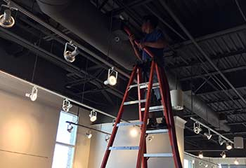 Commercial Duct Cleaning Project | Air Duct Cleaning Pasadena, TX
